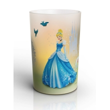 Philips 71711/02/16 - LED Stolní lampa CANDLES DISNEY CINDERELLA 1,5W LED