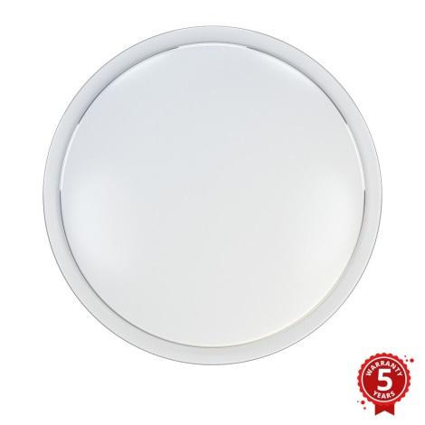 APLED - LED Stropní svítidlo LENS R TRICOLOR LED/18W/230V 1210lm pr.330mm
