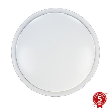 APLED - LED Stropní svítidlo LENS R TRICOLOR LED/18W/230V + nouze 1210lm pr. 330