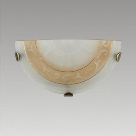 ARABICA  nástěnné svítidlo 1xE27/60W patina