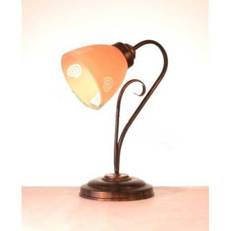 BAZAR - Stolní lampa Kalla 1xE27/60W