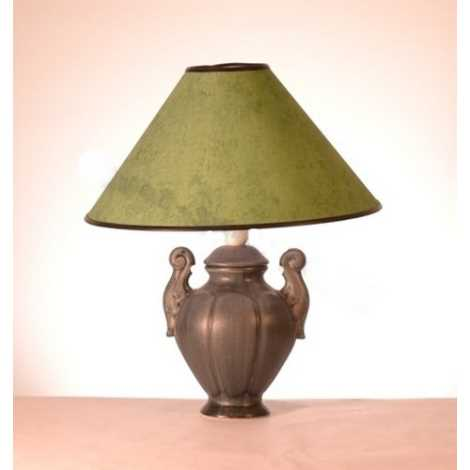 BAZAR - Stolní lampa LC 2-11 1xE14/40W zelená