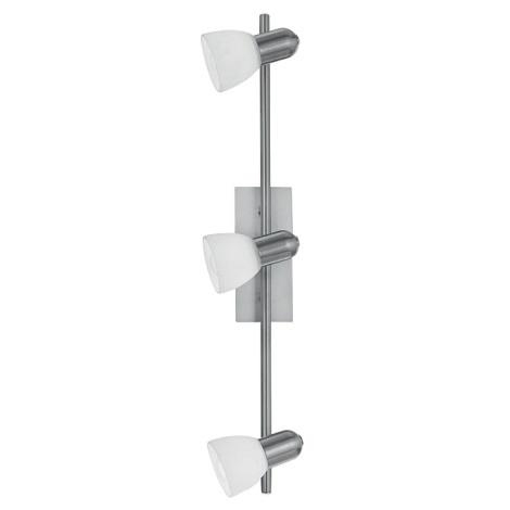 Bodové svítidlo ARES 1 3xE14/40W bílá