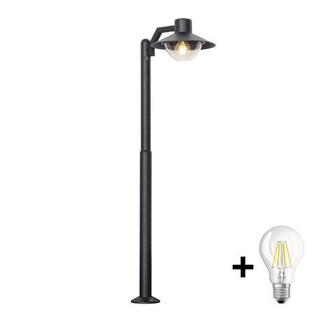 Brilagi - LED Venkovní lampa VEERLE 1xE27/10W/230V IP44