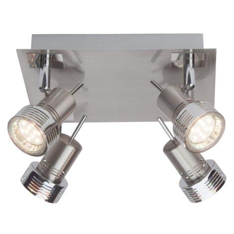 Brilliant - LED Bodové svítidlo KASSANDRA 4xGU10/3W/230V