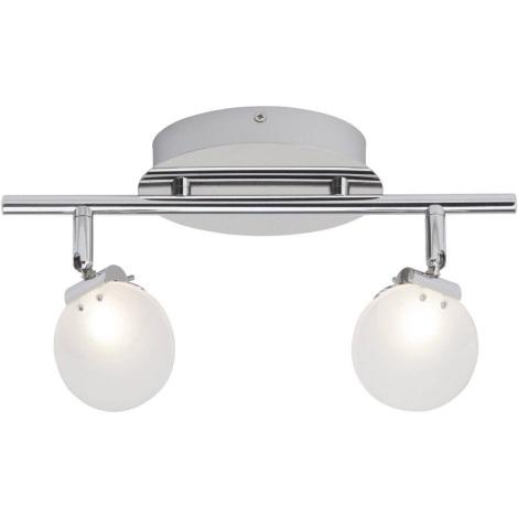 Brilliant - LED Bodové svítidlo SHIRIN 2xLED/6W/230V