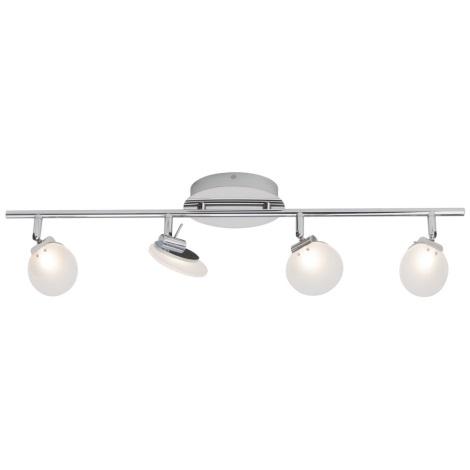 Brilliant - LED Bodové svítidlo SHIRIN 4xLED/6W/230V