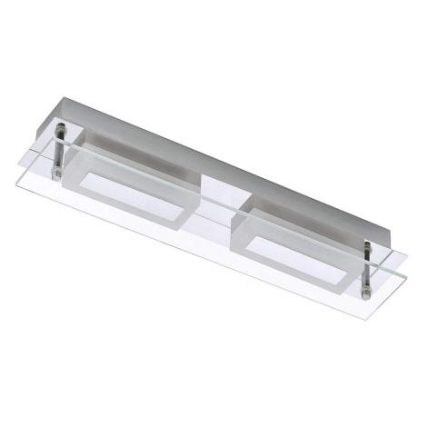 Briloner - 2262-028 - LED Koupelnové stropní svítidlo SURF 2xLED/6W/230V IP44