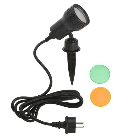 Briloner 3075-015 - LED Venkovní lampa TERRA 1xGU10/3W/230V IP44
