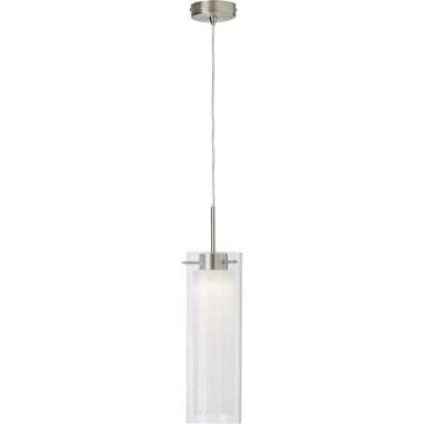 Briloner 4258-012 - LED Lustr na lanku DOUBLE LED/20W/230V