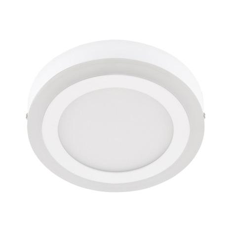 Briloner 7271-016- LED stropní svítidlo STEP 1xLED/12W+1xLED/4W/230V