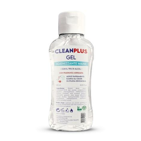 CleanPlus - Dezinfekční gel na ruce 120 ml