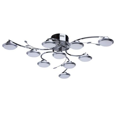 De Markt - LED Stropní svítidlo NANCY 10xLED/5W/230V
