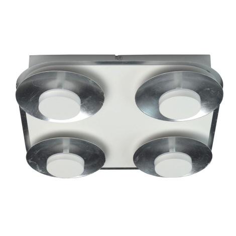 De Markt - LED Stropní svítidlo YLANG 4xLED/6W/230V