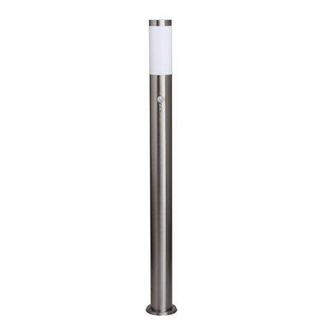 De Markt - Venkovní lampa se senzorem STREET 1xE27/40W/230V IP44