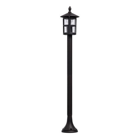 De Markt - Venkovní lampa STREET 1xE27/60W/230V IP44