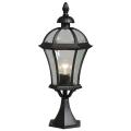 De Markt - Venkovní lampa STREET 1xE27/95W/230V IP44