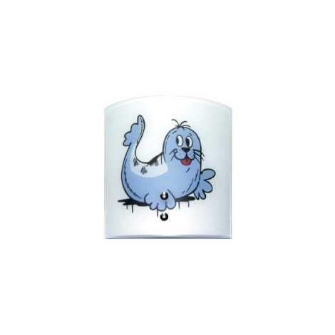 Dětské svítidlo POLO 195x180 mrož