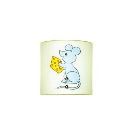 Dětské svítidlo POLO 230x180 myška