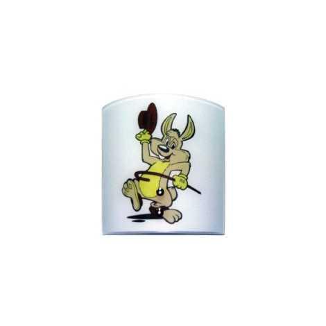 Dětské svítidlo POLO 230x180 zajíc