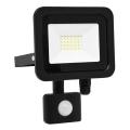 Ecolite RLED48WL-20W/PIR - LED Reflektor STAR se senzorem LED/20W/230V IP44