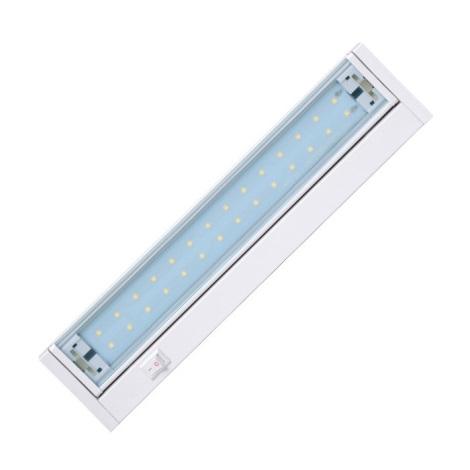 Ecolite TL2016-28SMD/5,5W/BI - LED Podlinkové svítidlo GANYS LED/5,5W/230V
