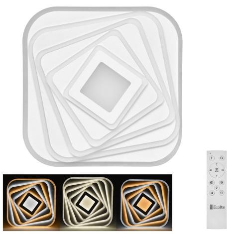 Ecolite WALP02- LED Stmívatelné stropní svítidlo MODERNA LED/210W/230V + DO