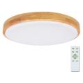 Ecolite WLD500-60W/LED/SD - LED Stmívatelné stropní svítidlo LENA LED/60W/230V + dálkové ovládání