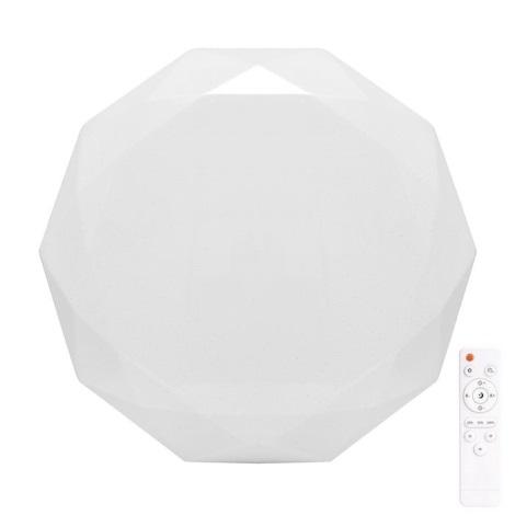 Ecolite WZSD-50W/LED - LED Stmívatelné stropní svítidlo DIAMANT LED/50W/230V + dálkové ovládání