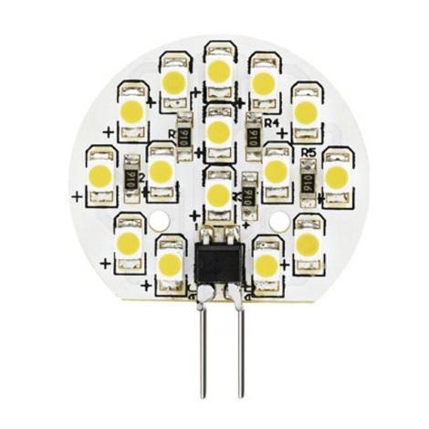 EGLO 12476 - LED žárovka G4/1,5W (10x15 LED)/12V 4200K