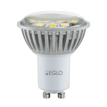 EGLO 12723 - LED Žárovka GU10/3W SMD LED 3000K