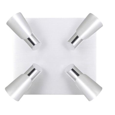 EGLO 22252 - Bodové svítidlo SKIP 1 4xGU10/9W