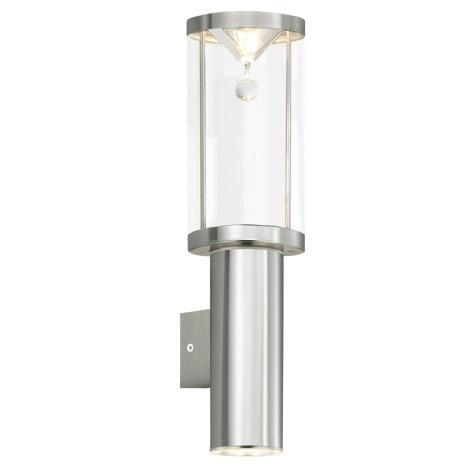 Eglo 27664 - Venkovní nástěnné svítidlo TRONO CRYSTAL 2xGU10/50W/230V