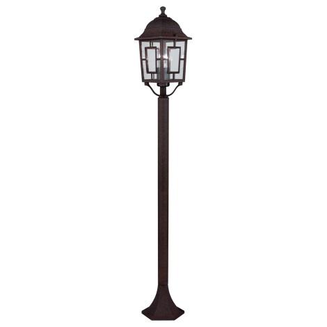 EGLO 30163 - Venkovní lampa KOLEA 1xE27/60W