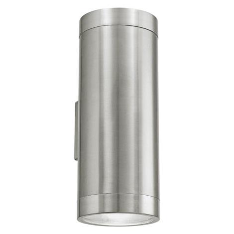 Eglo 30447 - Venkovní nástěnné svítidlo ASCOLI 2xE27/60W/230V