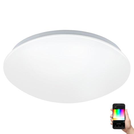 Eglo 32589 - LED Nástěnné stropní svítidlo GIRON-C LED/17W/230V