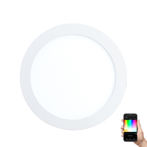 Eglo 32738 - LED Podhledové svítidlo FUEVA-C LED/10,5W/230V bílá
