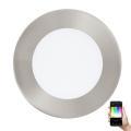 Eglo 32753 - LED RGB Stmívatelné podhledové svítidlo FUEVA-C LED/5,4W/230V