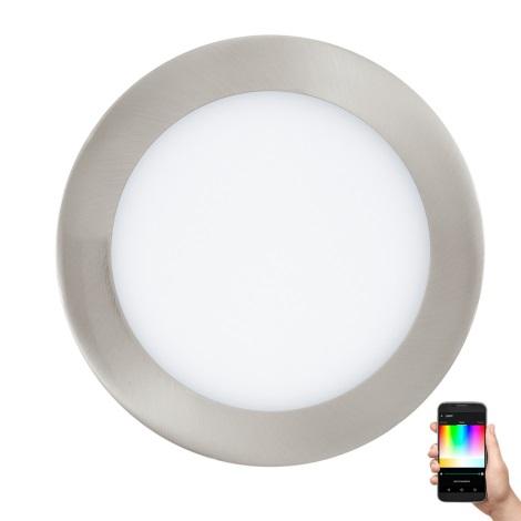 Eglo 32754 - LED Podhledové svítidlo FUEVA-C LED/10,5W/230V matný chrom