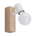 Eglo 33168 - Nástěnné svítidlo TOWNSHEND 3 1xE27/10W/230V