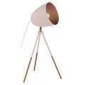 EGLO 49038 - Stolní lampa CHESTER-P 1xE27/60W/230V