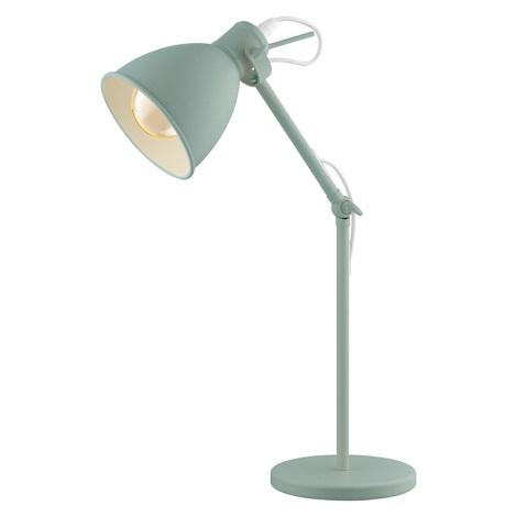 EGLO 49097 - Stolní lampa PRIDDY-P 1xE27/40W/230V