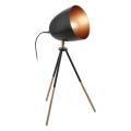Eglo 49385 - Stolní lampa CHESTER 1xE27/60W/230V