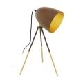 Eglo 49518 - Stolní lampa CHESTER 1 1xE27/60W/230V