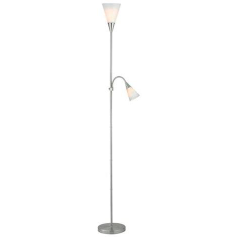 Eglo 52427 - Stojací lampa KONO 1 1xE27/11W + 1xE14/7W