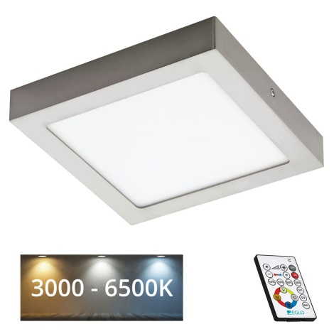 Eglo 78771 - LED Stmívatelné stropní svítidlo TINUS 1xLED/21W/230V