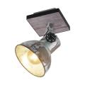 Eglo 79358 - Bodové svítidlo BARNSTAPLE 1xE27/40W/230V