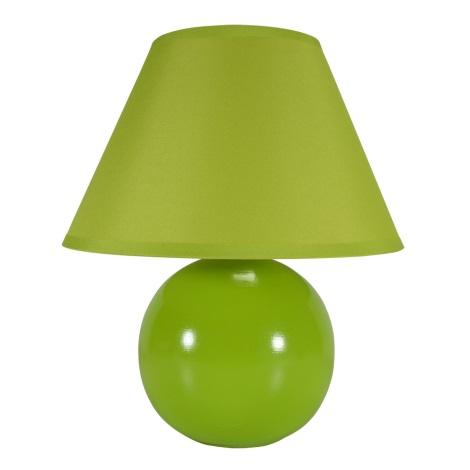 Eglo 80719 - Stolní lampička TINA 1xE14/40W/230V