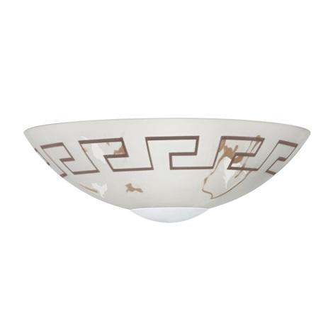 Eglo 82878 - Nástěnné svítidlo TWISTER 1xE27/60W/230V