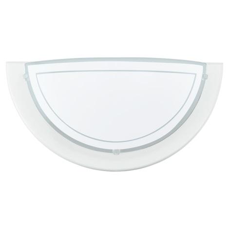 Eglo 83154 - Nástěnné svítidlo PLANET 1 1xE27/60W/230V